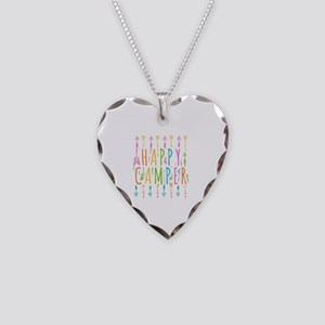 HappyCamp Necklace Heart Charm