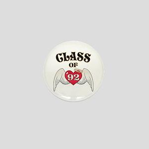 Class of '92 Mini Button
