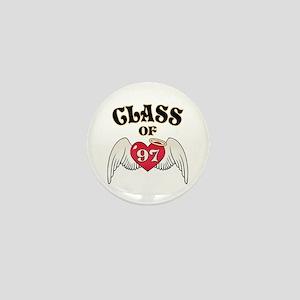 Class of '97 Mini Button