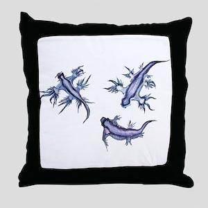 Glaucus Throw Pillow