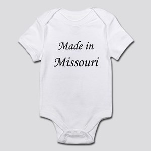 Missouri Infant Bodysuit