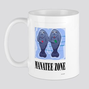 Manatee Zone Mug