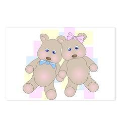 Baby Bears Postcards (Package of 8)