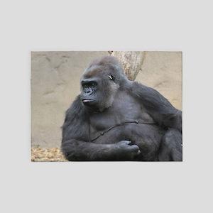 Gorilla 5'x7'Area Rug