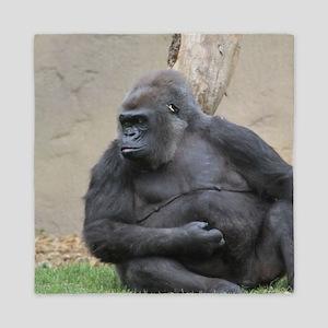 Gorilla Queen Duvet