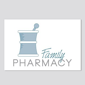 Family Pharmacy Postcards (Package of 8)