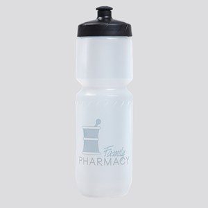Family Pharmacy Sports Bottle