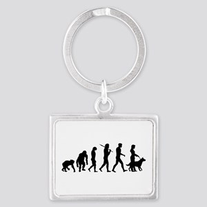 Dog Obedience Trainer Keychains