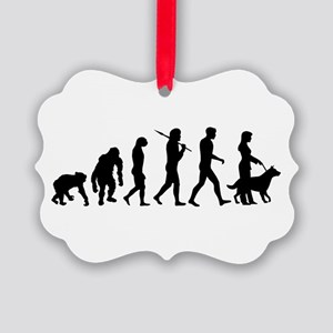 Dog Obedience Trainer Ornament