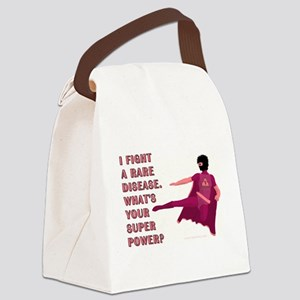 SUPER POWER Canvas Lunch Bag
