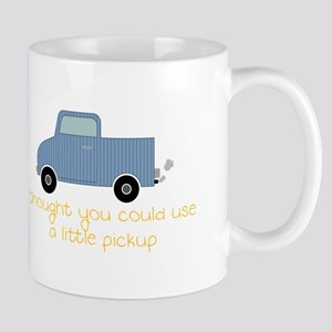 Thought you could use o little pick up Mugs