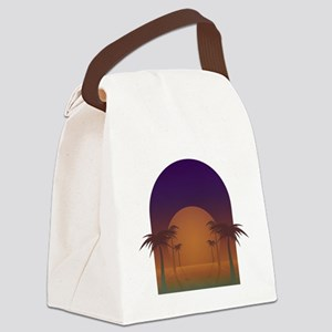 A Magical Place Canvas Lunch Bag