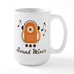 Sound Mixer job gift Mugs