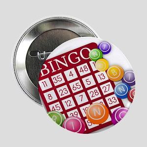 """Bingo 2.25"""" Button (10 pack)"""
