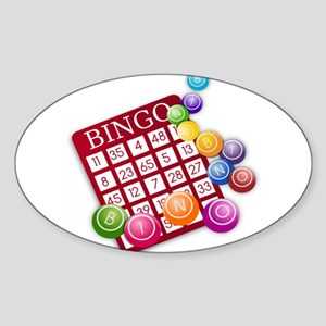 Bingo Sticker
