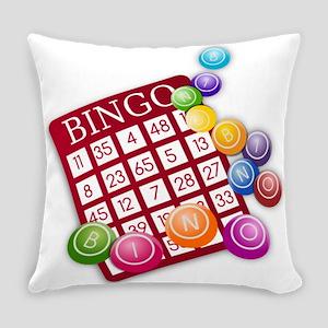 Bingo Everyday Pillow