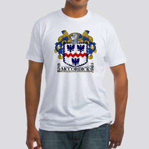 McCormick Coat of Arms Fitted T-Shirt