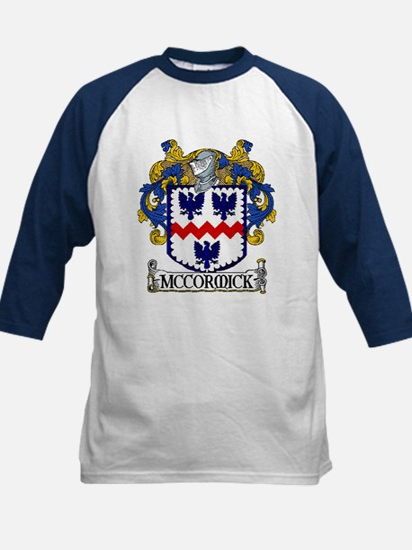 McCormick Coat of Arms Kids Baseball Jersey