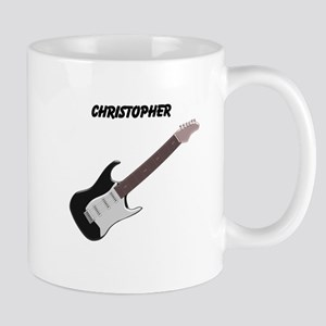 Electric Guitar Mugs