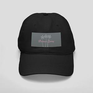 Chic Business Spring Black Cap