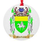 MacGuinn Round Ornament