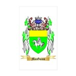MacGuinn Sticker (Rectangle 50 pk)