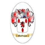 MacGuigan Sticker (Oval 50 pk)