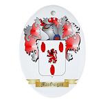 MacGuigan Ornament (Oval)