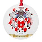 MacGuane Round Ornament