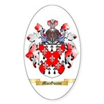 MacGuane Sticker (Oval)