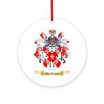MacGuane Ornament (Round)