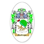 MacGregor Sticker (Oval 50 pk)