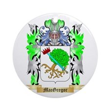 MacGregor Ornament (Round)