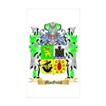 MacGreal Sticker (Rectangle 10 pk)