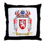 MacGray Throw Pillow