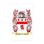 MacGraw Sticker (Rectangle 50 pk)