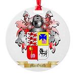 MacGrath Round Ornament