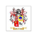 MacGrath Square Sticker 3