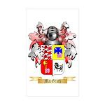 MacGrath Sticker (Rectangle 50 pk)