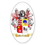 MacGrath Sticker (Oval)