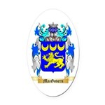 MacGovern Oval Car Magnet
