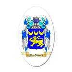 MacGovern 20x12 Oval Wall Decal