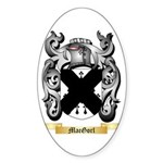 MacGorl Sticker (Oval 50 pk)
