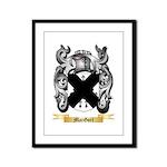 MacGorl Framed Panel Print