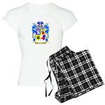 MacGonnell Women's Light Pajamas