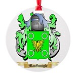 MacGonigle Round Ornament