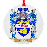 MacGoff Round Ornament