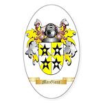 MacGlone Sticker (Oval 50 pk)