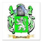 MacGlinchy Square Car Magnet 3