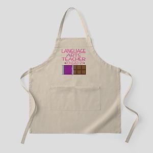 Language Arts Teacher Apron